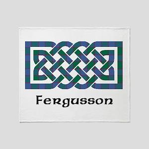 Knot - Fergusson Throw Blanket