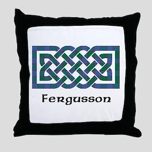 Knot - Fergusson Throw Pillow