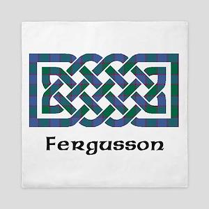 Knot - Fergusson Queen Duvet