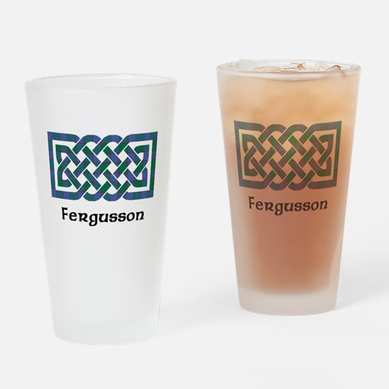 Knot - Fergusson Drinking Glass