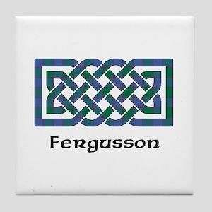 Knot - Fergusson Tile Coaster