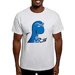 T-Rex Texting Light T-Shirt