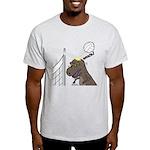 T-Rex Volleyball Light T-Shirt