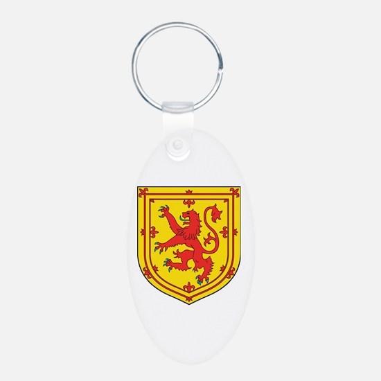 Cute Flag of scotland Keychains