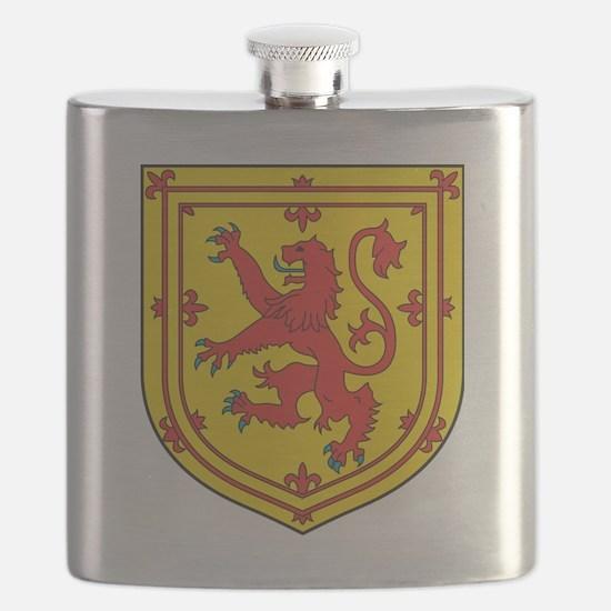Unique Scotland lion Flask