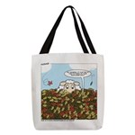 Leaves #3 Polyester Tote Bag