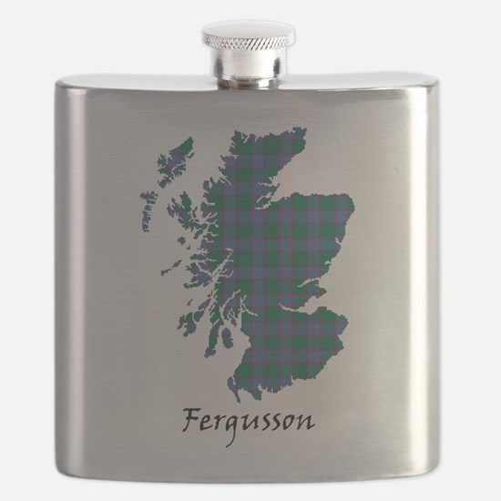 Map - Fergusson Flask