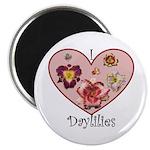 I Love Daylilies 2.25