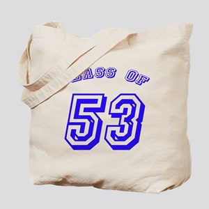 Class Of 53 Tote Bag