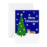 Corgi Greeting Cards (20 Pack)