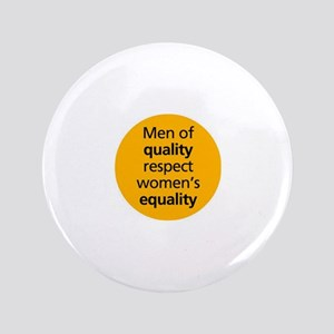 "women's rights logo 3.5"" Button"