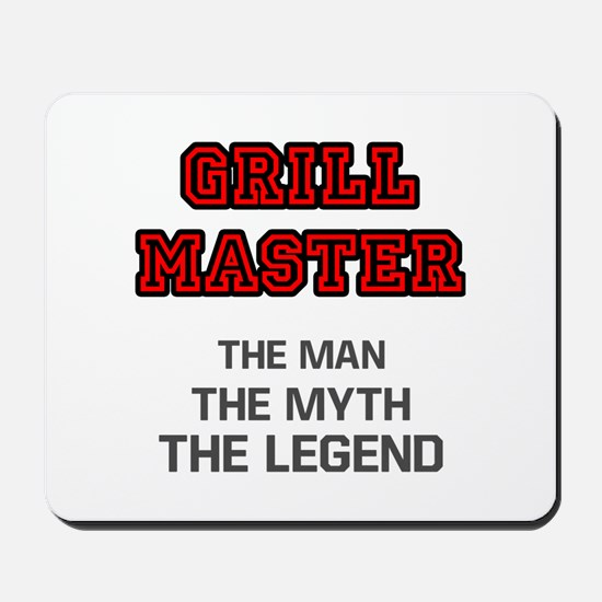 Grill Master Mousepad