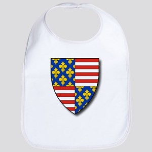 Charles Martel - Coat of Arms Bib