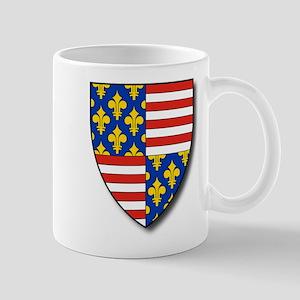Charles Martel - Coat of Arms Mugs