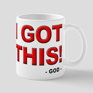 I Got This Signed God Christian Mugs
