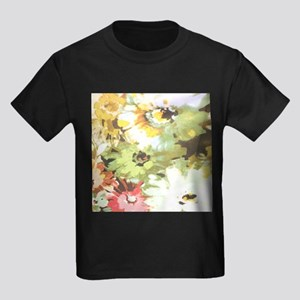 spring watercolor floral daisy T-Shirt