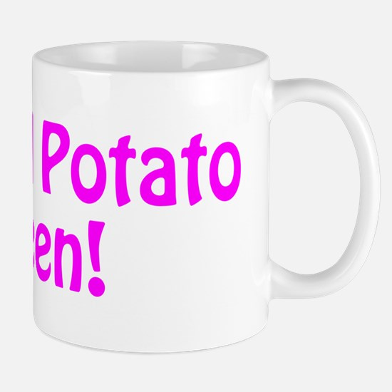 Mashed Potato Queen Mugs