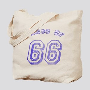 Class Of 66 Tote Bag