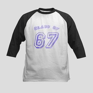 Class Of 67 Kids Baseball Jersey