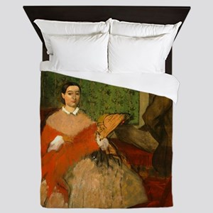 Edmondo and Thérèse Morbilli by Edgar Degas Queen