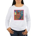 Doba the Cat Long Sleeve T-Shirt