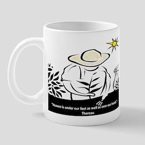 Heaven - Thoreau Mug
