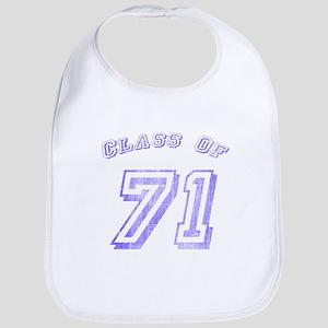 Class Of 71 Bib