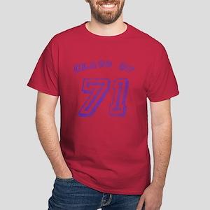 Class Of 71 Dark T-Shirt