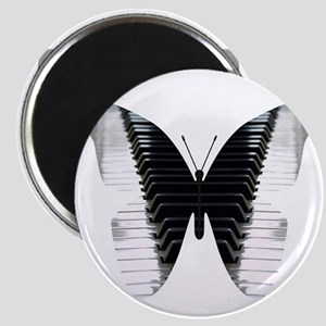 Butterfly Piano Magnets