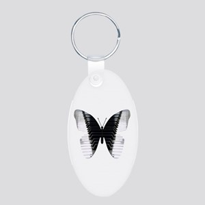 Butterfly Piano Keychains