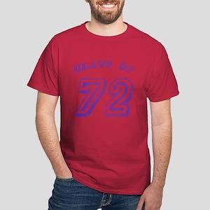 Class Of 72 Dark T-Shirt