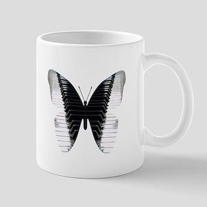 Butterfly Piano Mugs