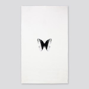 Butterfly Piano Area Rug