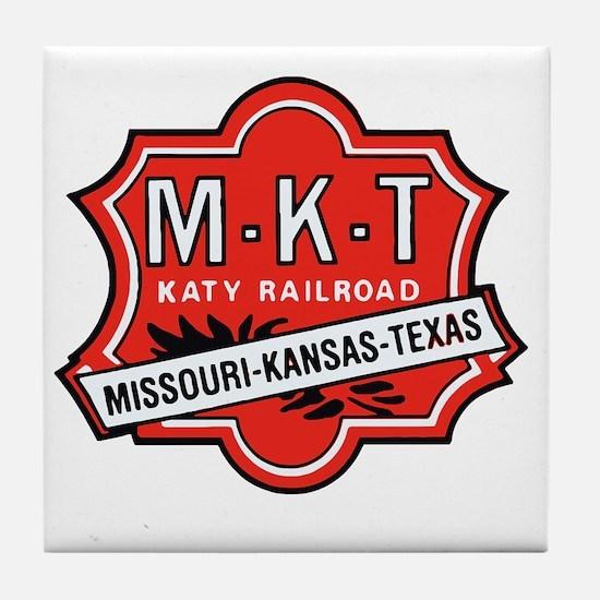 Cute Katy Tile Coaster