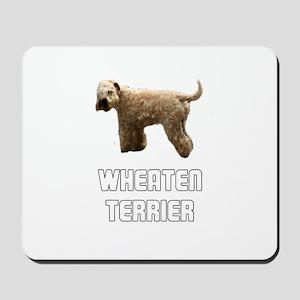 Wheaten Terrier Mousepad