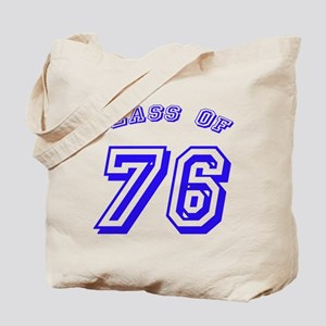 Class Of 76 Tote Bag