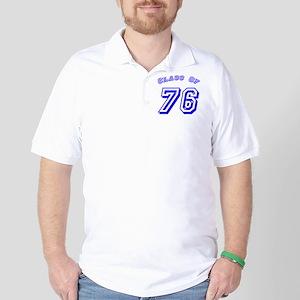 Class Of 76 Golf Shirt