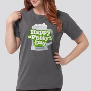 St Patty's Green Beer Womens Comfort Colors Shirt