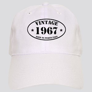 Vintage Aged to Perfection 1967 Cap
