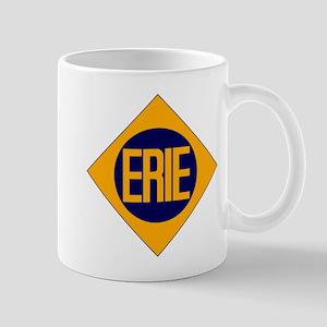 Erie Railway logo 2 Mugs