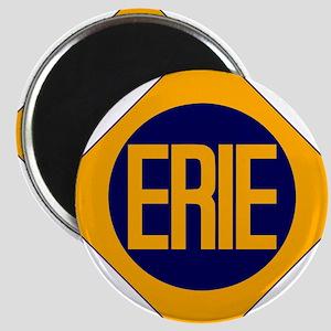 Erie Railway logo 2 Magnets