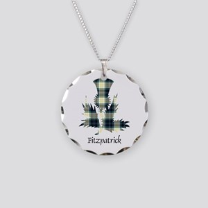 Thistle - Fitzpatrick Necklace Circle Charm