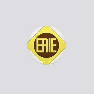 Erie Railway logo 1 Mini Button