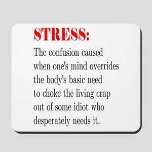 Stress Mousepad