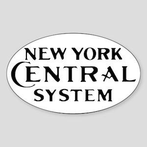 New York Central System Railroad logo4 Sticker