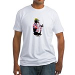 Party Penguin Fitted T-Shirt