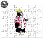 Party Penguin Puzzle