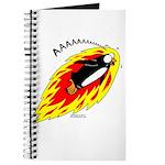 Flaming Flying Penguin Journal