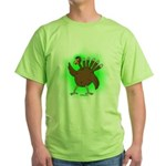 Gamma Infused Turkey Green T-Shirt