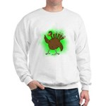Gamma Infused Turkey Sweatshirt